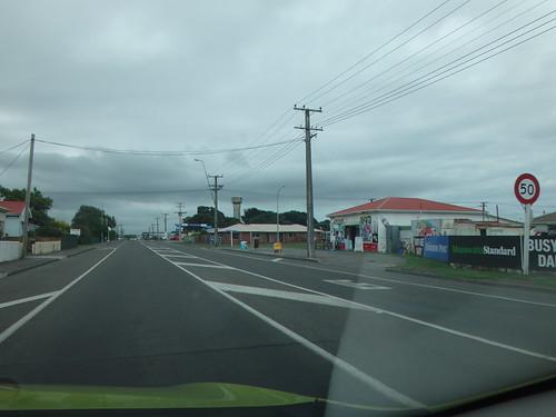 Foxton. Isla Norte. Nueva Zelanda
