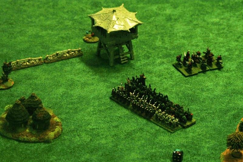 [1250 - Orcs & Gobs vs Elfes-Noirs] Attaque du village orc 27546810568_fa86600e80_c