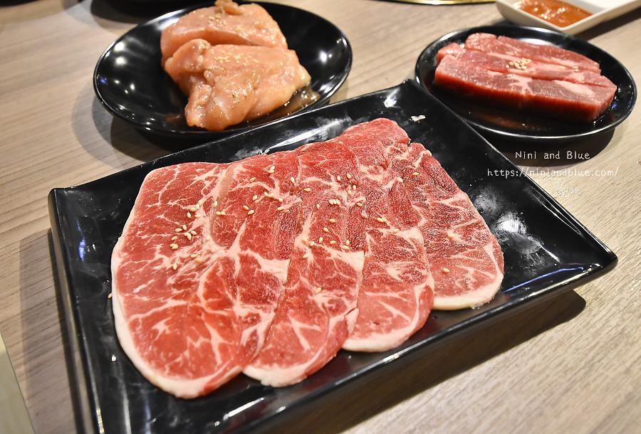 羊角 台中燒肉吃到飽 文心路23