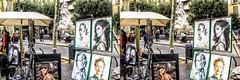 Street artists 3D