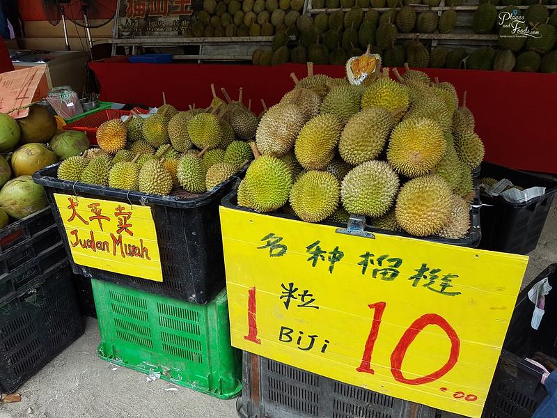 durian stall taman segar cheap durian