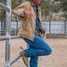 Cowboy in Corral