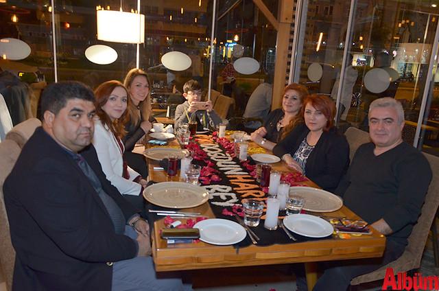 Harun Akbulut doğum gününü dostlarıyla birlikte kutladı -2
