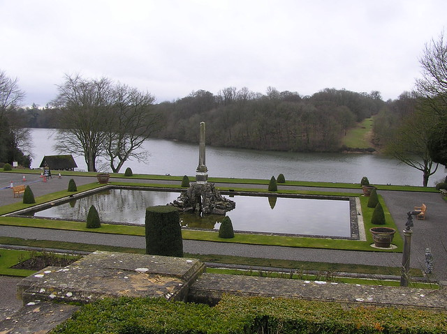 Blenheim Palace, Woodstock