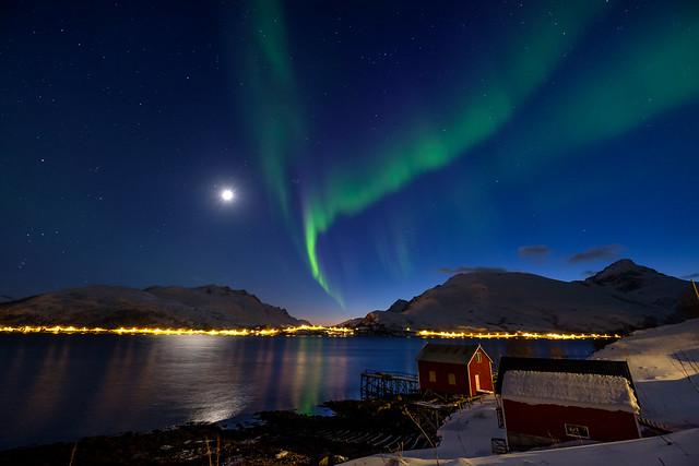 Evening in Kaldfjord
