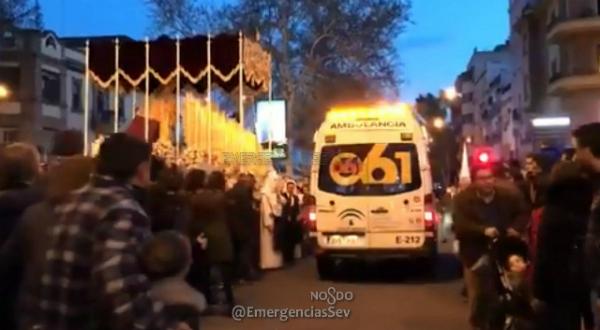 milagrosa ambulancia