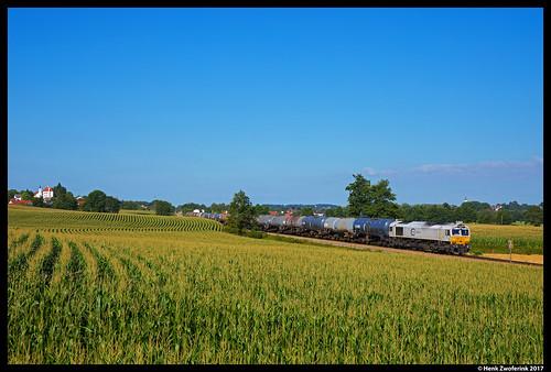 DB Cargo 247 045, Dorfen 05-08-2017