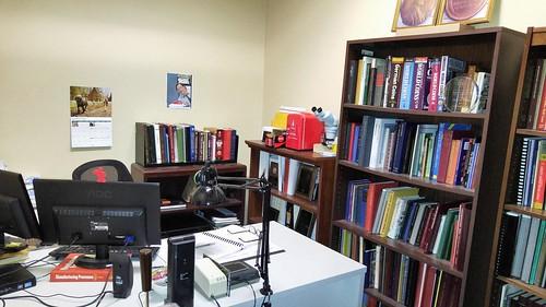 David Lange NGC Office1
