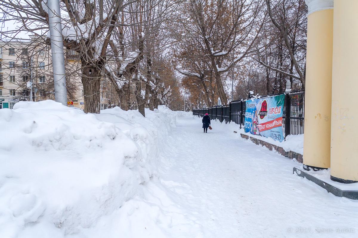 Центр Уфы зимой фото IMG_1125