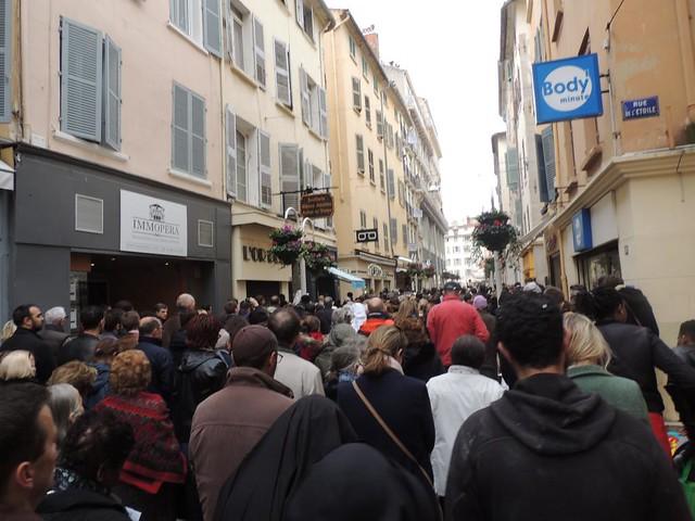 Semana Santa na França