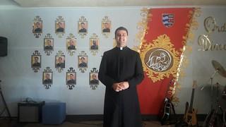 16 04 2018 Ordenação Diaconal do Seminarista Carlinhos