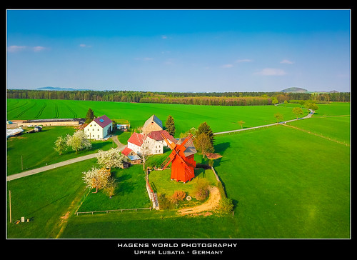 Upper Lusatia - Germany