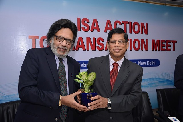 ISA Action to Transaction Meet