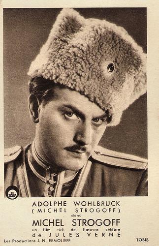 Adolf Wohlbrück in Michel Strogoff (1936)
