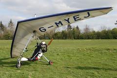 G-MYEJ Aerial Arts Chaser S [CH842] Popham 020509