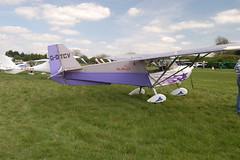 G-OTCV Best Off Skyranger [BMAA HB 436] Popham 020509