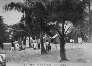 Village on Mapoon Presbyterian Mission, September 1916