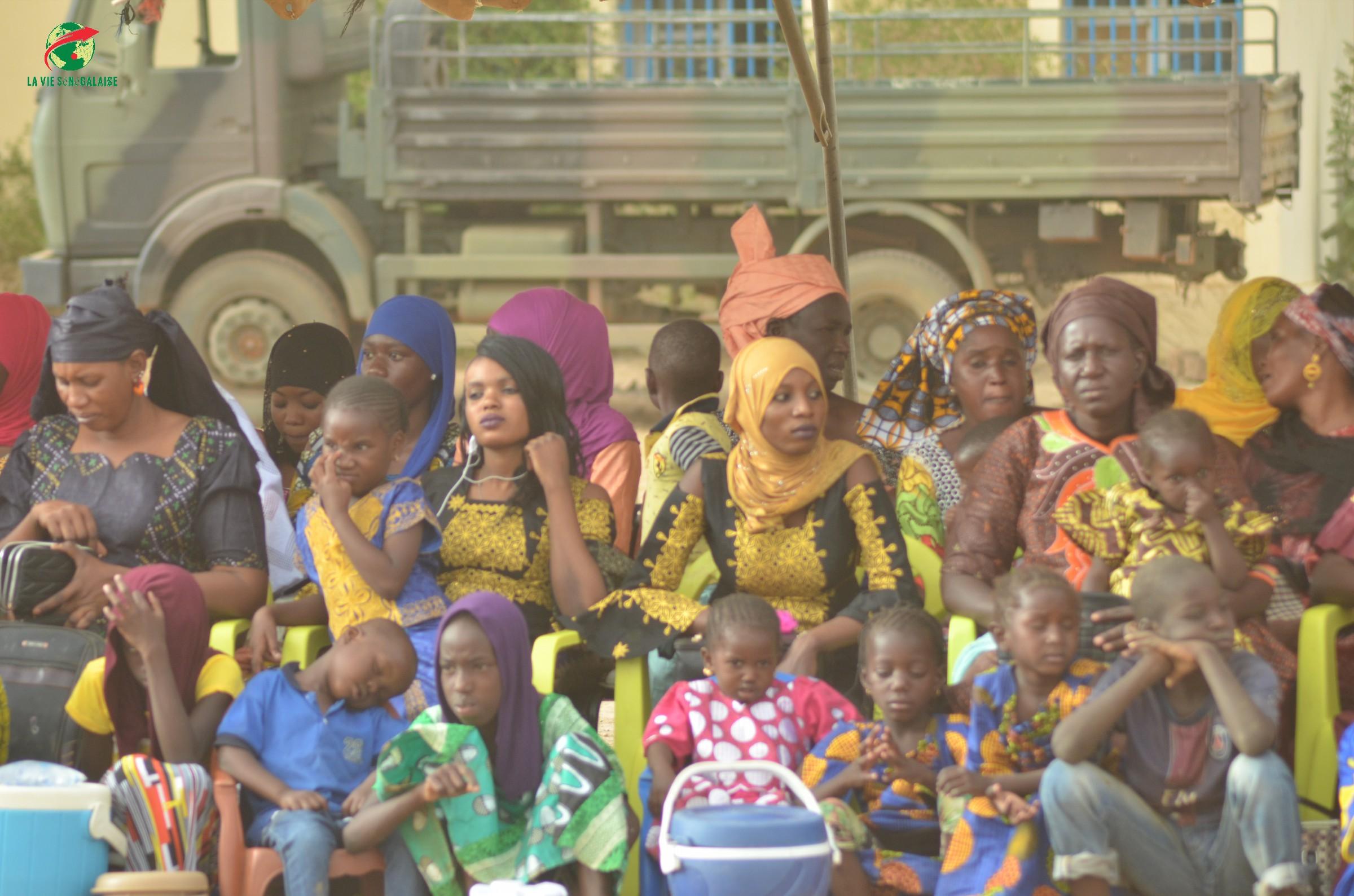 Journées Culturelles Waoundé, Parrain Bakary Biné Camara, Images de laviesenegalaise (2)