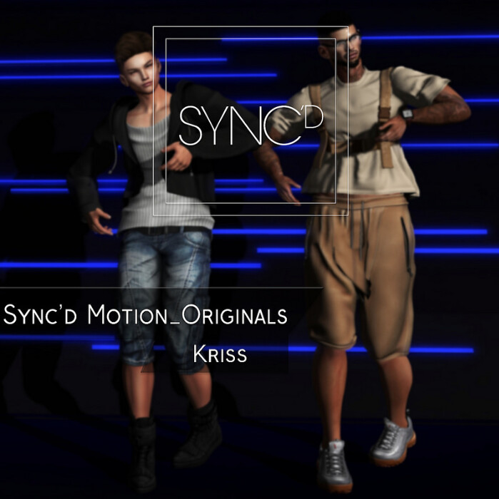 Sync'D Motion__Originals - Kriss