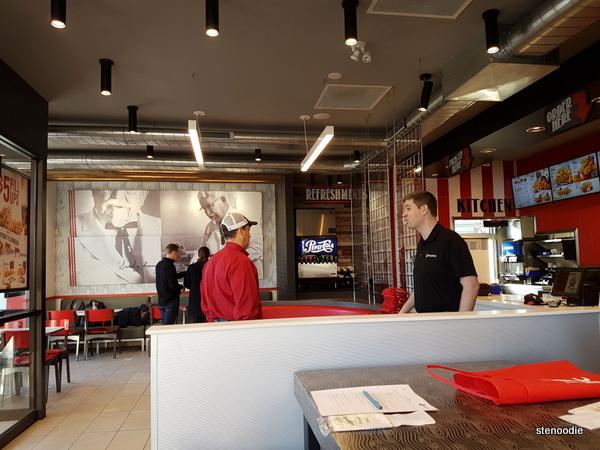 KFC in Mississauga