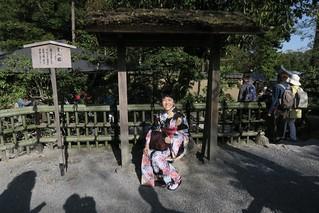 Kinkakuji Elegant Ladies' chair