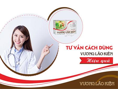 Liên hệ số điện thoại 0904904660 để được tư vấn cách dùng Vương Lão Kiện hiệu quả