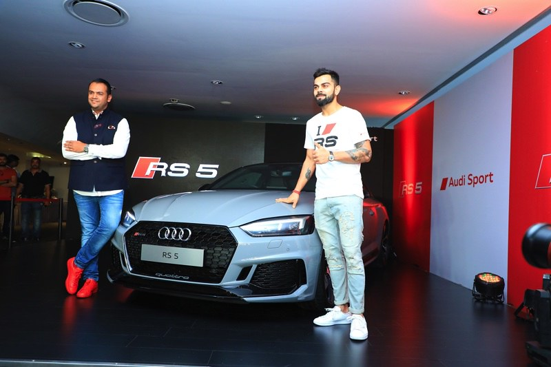2018 Audi RS5 Launch