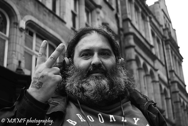 Alex from Iran in Leeds