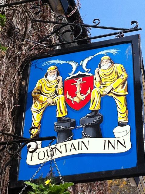Fountain Inn, Mevagissey, Apple iPhone 4, iPhone 4 back camera 3.85mm f/2.8