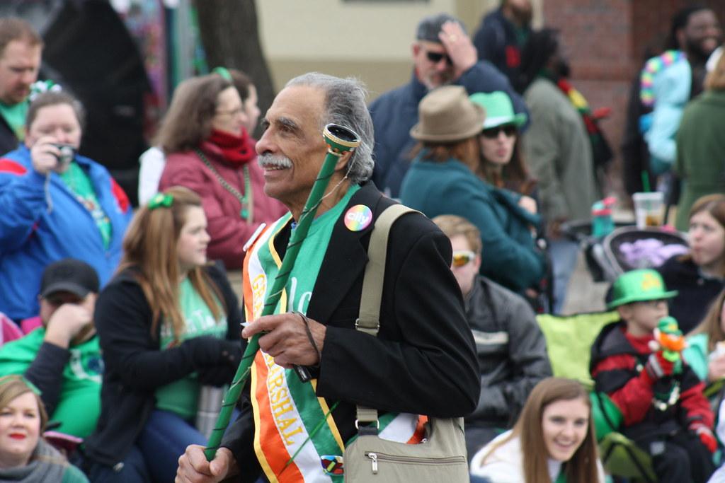 St. Patrick's Day Parade 01