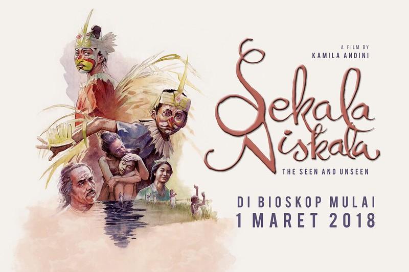 Poster Sekala Niskala