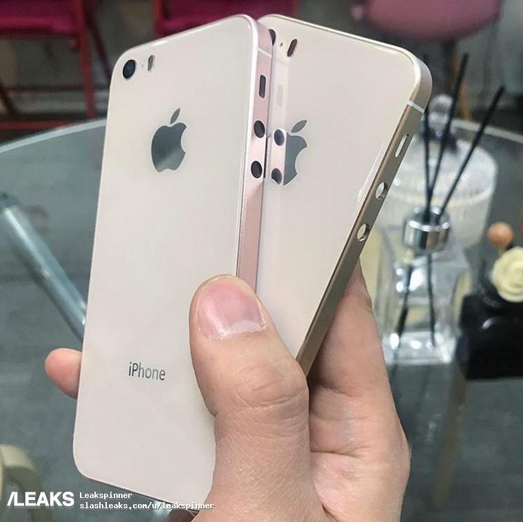 IPhone SE 2バックパネル