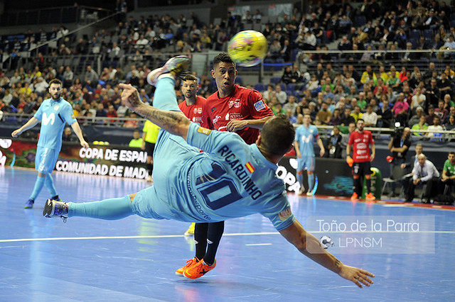 Copa España 2018 Inter-Magna