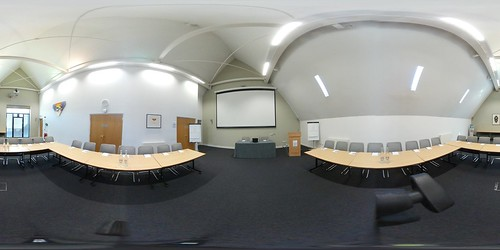 Conference Rooms - Horobin Room Horseshoe Style
