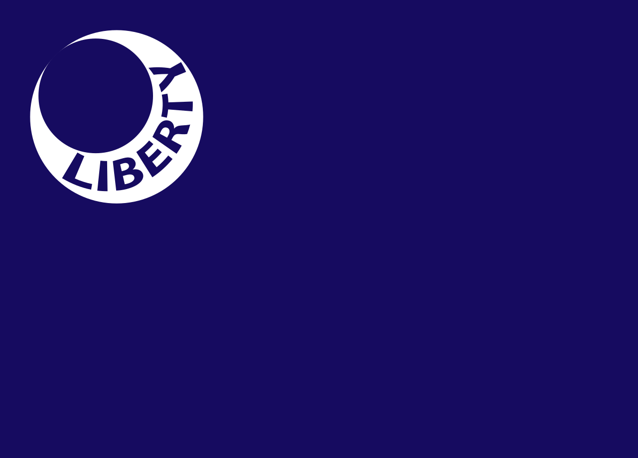 Moultrie / Liberty flag