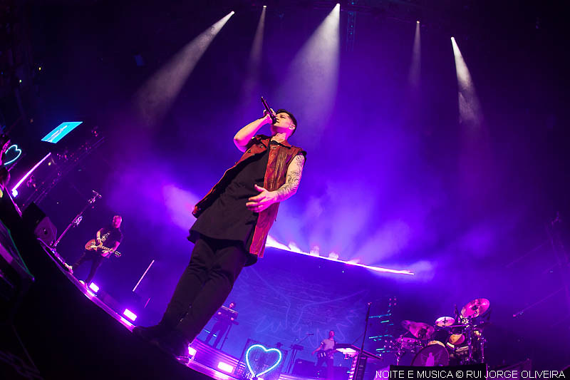 The Script - Altice Arena '18