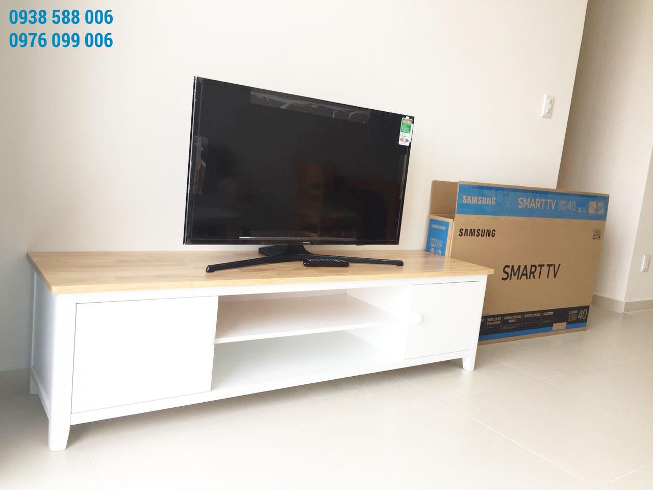 Căn hộ 2PN M-One cho thuê được trang bị đầy đủ tiện nghi, nội thất, TV,...