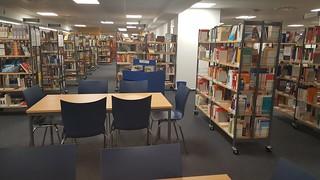 Stadtbibliothek Gelsenkirchen; Stadtteilbibliothek Buer