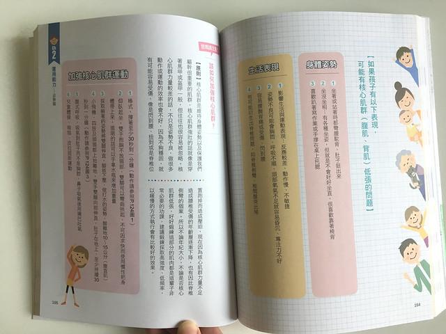 為核心肌群低張的孩子設計的簡易運動@爸媽請放心:寫給正在為孩子不專心、不肯學、不受控而煩惱的親子教養書