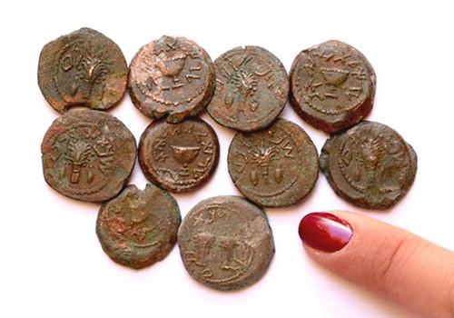 Coin of the Roman-Jewish War