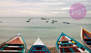 Playa Zaragoza (Edo. Nueva Esparta / Venezuela)