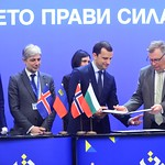 Signing of EEA Program Agreement