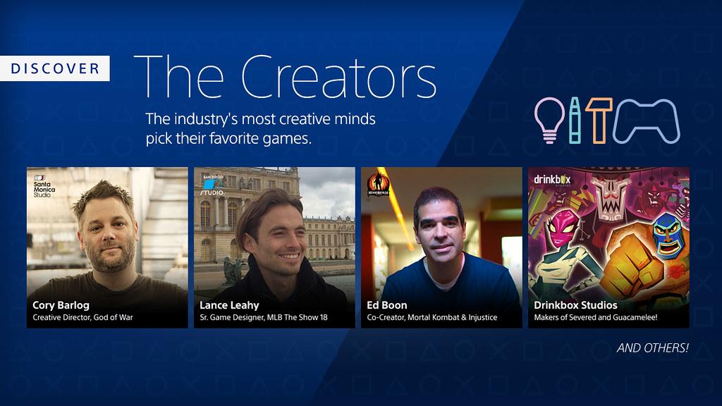 Discover the Creators: Cory Barlog