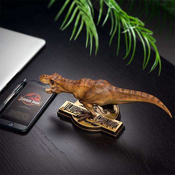ThinkGeek × Chronicle Collectibles《侏羅紀公園》霸王龍 T.Rex 全身迷你雕像作品【ThinkGeek 限定】