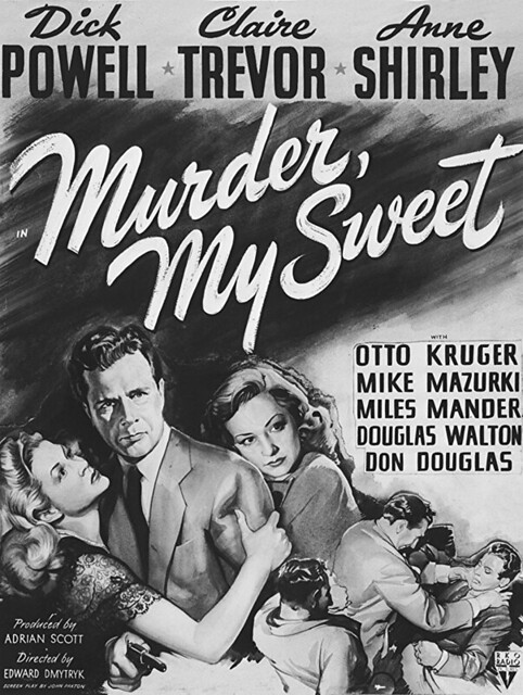 Murder, My Sweet - Poster 12