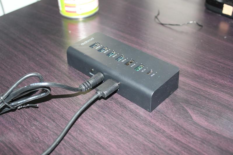 dodocool 7ポート USBハブ 開封レビュー (23)