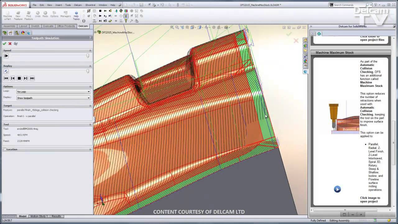 Programming with Delcam for SolidWorks 2016 R3 SP2 full crack