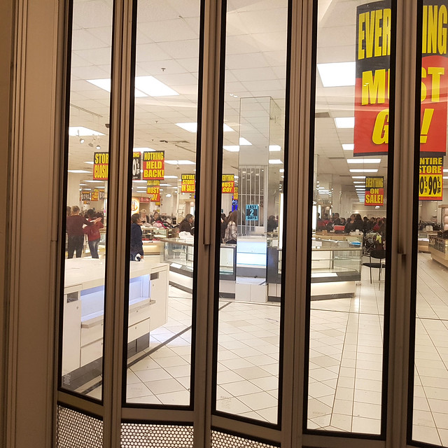 Sears Canada Closure and Last Day