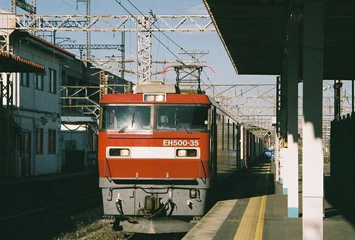 EH500形電気機関車「金太郎」