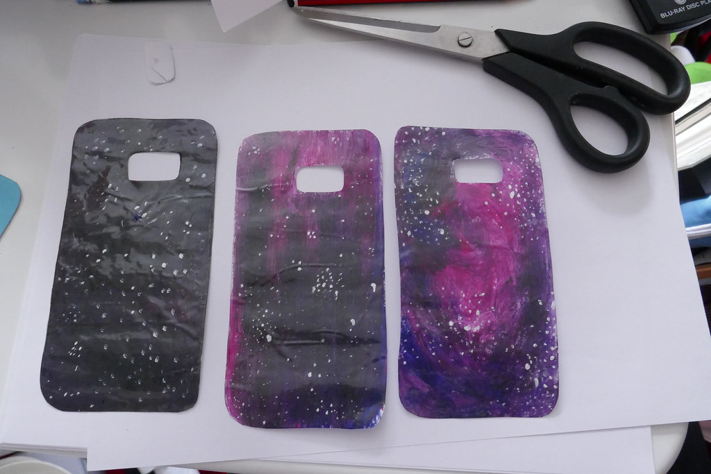 Making of Galaxy Phone
